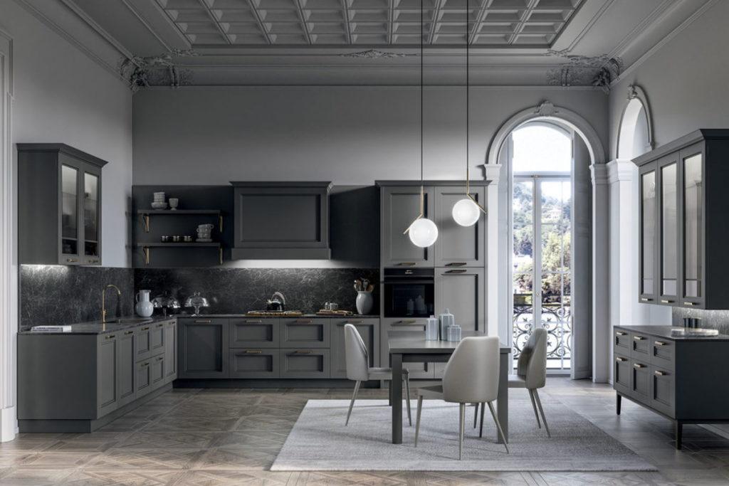 cucina classico contemporaneo copertina