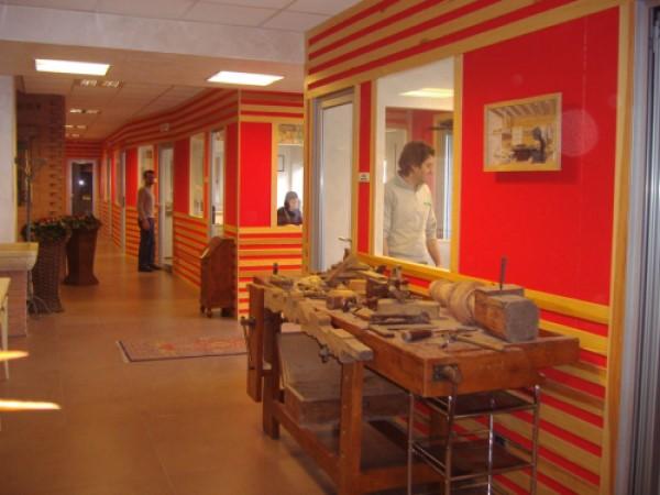 interno sede particolare uffici